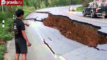 В Таиланде произошло крупное землетрясение