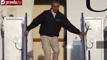 """""""Белая Америка"""" боится Обаму?"""
