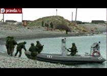 Кого испугали учения на Черном море?