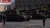 Парад Победы-2014 в Москве. Без комментариев