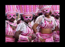 Яркие краски Лагоса