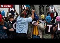 Pussy Riot провоцируют войну с православием?
