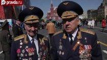 Парад Победы: новая техника, слава ветеранов и привет Крыму