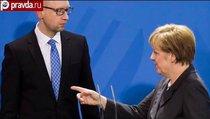 """""""Ангела Меркель уже не рада, что поддержала Евромайдан"""""""
