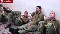 """Спасти """"рядового"""" """"Трумэна"""": Иран отпустил американских моряков"""