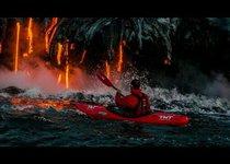 Через огонь и воду на каяке