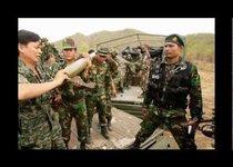 Камбоджа провела военные учения