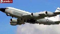 """Разведчики США """"атакуют"""" гражданские самолеты"""