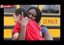 Стрельба в американской школе: жертв нет