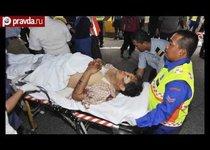 Малайзия: автобус с туристами рухнул в пропасть