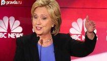 "Хиллари Клинтон считает Путина ""задирой"""