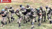 """НАТО спасет Прибалтику от """"зелёных человечков"""""""
