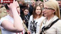 Надежда Савченко сядет в Верховной Раде