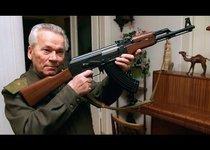 Михаил Калашников: оружейник мира
