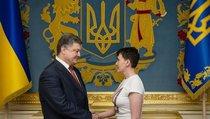 Надежда Савченко — будущий президент Украины?
