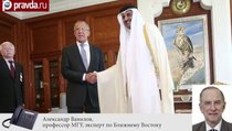 Зачем эмир Катара прилетал в Москву