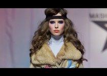 Коллекция Маши Цигаль на Неделе моды в Москве