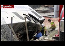 Автобус со стариками разбился по дороге в казино