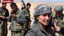 Израиль поддерживает курдов