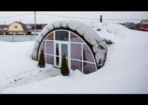 Нефтяной дом согреет зимой