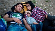 """Беженцы в Европе — горькие ягоды """"арабских весен"""""""