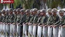 Таиланд: военное положению в раю