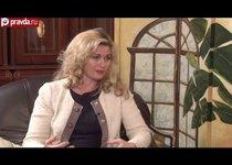 Светлана Капанина: блондинка за штурвалом