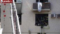 Взрыв дома на Кутузовском проспекте: 5 пострадавших