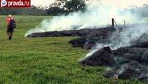 Извержение вулкана на Гавайях: как ад приходит в рай