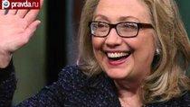 """Хиллари Клинтон хочет быть """"президентом мира"""""""