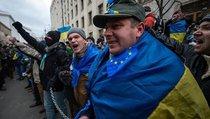 Электорат на Украине - это бойцы АТО и маргиналы
