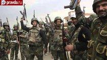 Армия Сирии отбила у боевиков город Шейх-Маскин