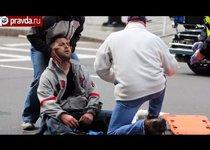 Теракт в Бостоне унёс три жизни