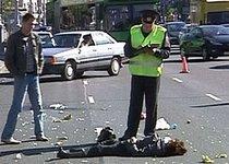 Пешеходы vs. автомобилисты
