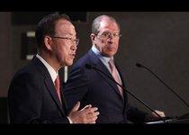 Россия спасла Сирию от ООН