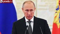 Путин: самый влиятельный человек мира
