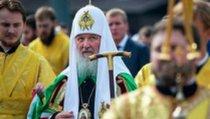 Что искал Патриарх Кирилл в Великобритании?