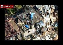 Торнадо разрушает восток Японии