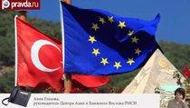 Турция обстреливает Сирию