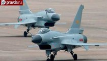 """ВВС Китая начали перехватывать американцев """"по-российски"""""""