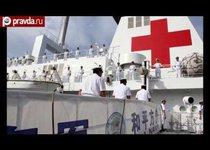 Плавучий госпиталь из Китая