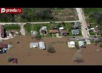 США борются с наводнением
