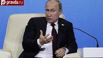 """""""В России нет сильной оппозиции"""""""