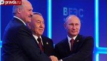 """Россия, Белоруссия и Казахстан создают общий рынок"""