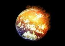 Глобальное потепление атакует планету?