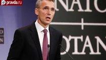 НАТО требует прекратить российскую операцию в Сирии