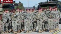 """Литва ждет батальон НАТО """"с хлебом и солью"""""""