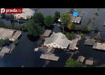 Дальний Восток спасают от потопа