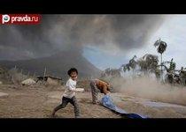 Суматра стала царством пепла
