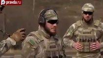 """Как чеченский спецназ воюет с """"Исламским государством"""""""